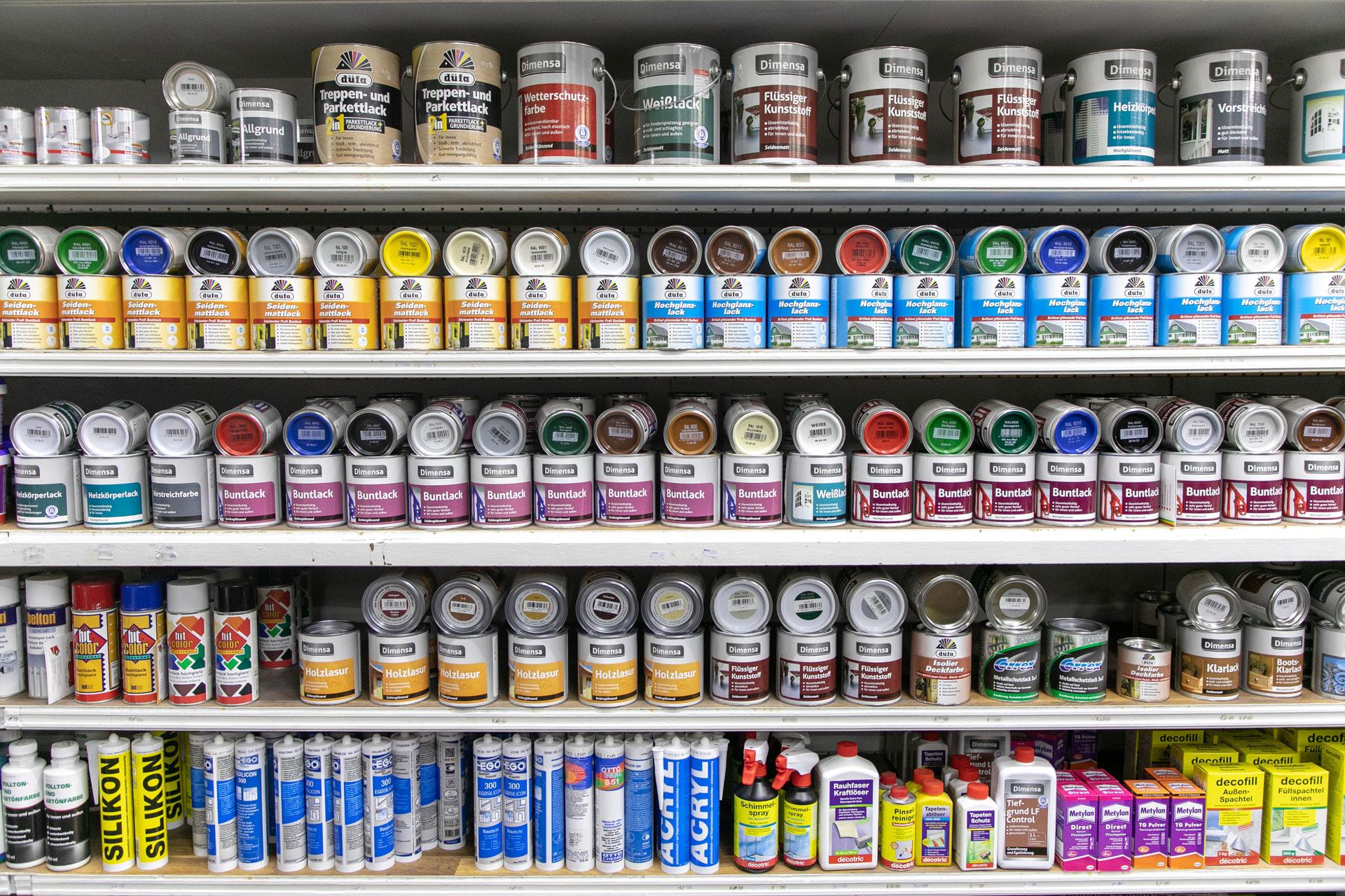 Farben und lacke tapeten teppichhandel bleckmann for Farben und tapeten